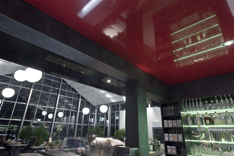 Spanndeckenzentrum freiburg gmbh raumgestaltung in for Raumgestaltung restaurant